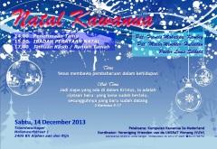 1ste Flyer NK2013